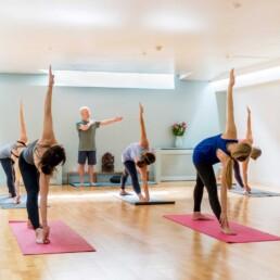 yogaveda living yoga classes